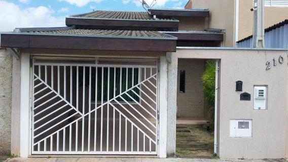 Casa Em Vila Santos, Caçapava/sp De 100m² 2 Quartos À Venda Por R$ 320.000,00 - Ca432486