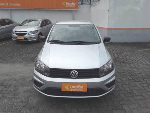 Imagem 1 de 10 de Volkswagen Gol 1.0 12v Mpi Totalflex 4p Manual
