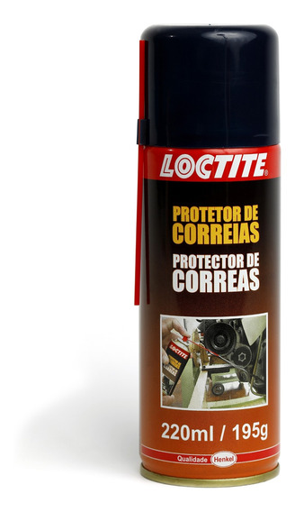 Protetor De Correias Spray 220ml Loctite