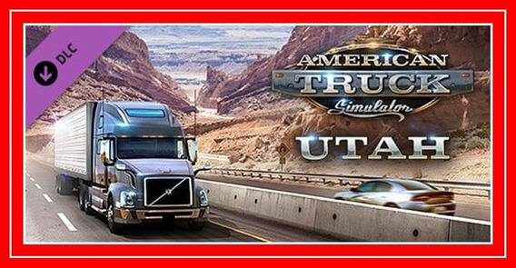 American Truck Simulator Utah Pc 2019