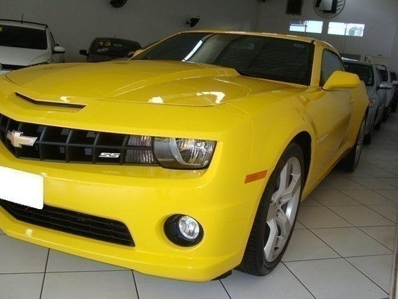 Chevrolet Camaro 6.2 2ss Amarelo Gasolina 2p Automático 2012