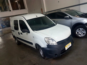 Renault Kangoo 2017 Chocada