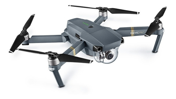 Drone DJI Mavic Pro Fly More Combo 4K gray