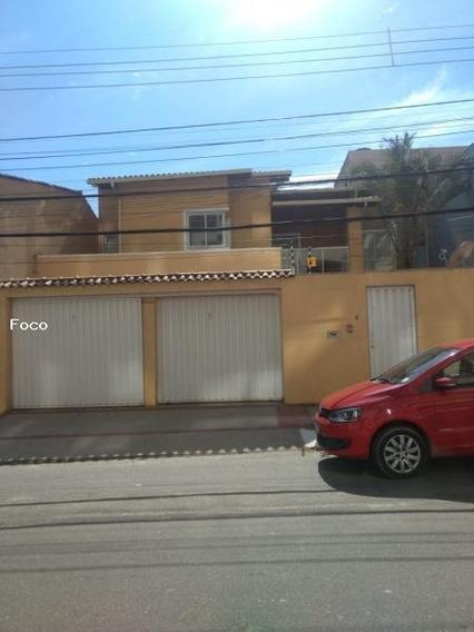 Casa Para Locação Em Vila Velha, Itaparica, 4 Dormitórios, 1 Suíte, 3 Banheiros, 2 Vagas - 012al