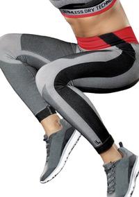 Calça Legging Fitness Academia Roupa Moda Feminina Lupo