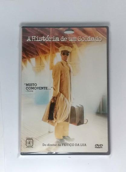 Dvd - A História De Um Soldado - Original - Novo