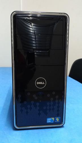 Desktop Dell Inspiron 580 I3 4gb 1tb Windows 7 Ultimate