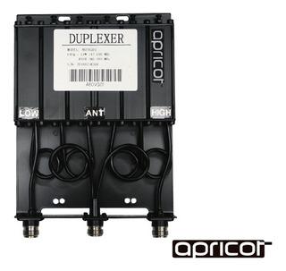 Duplexer Vhf 147-180 Mhz Separacion 5 A 10 Mhz Apricot A60vg