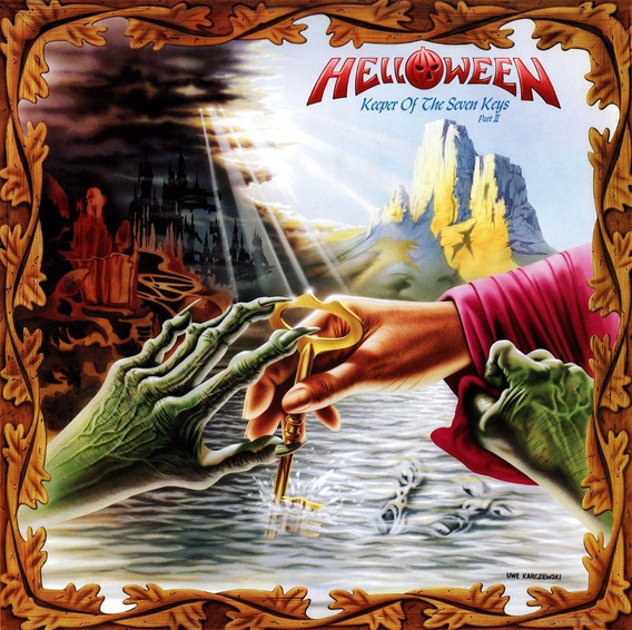 Helloween - Keeper Of The Seven Keys Part Ii (doble Cd)