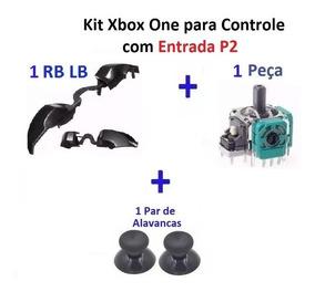 Xbox One Peças Ontrole Elite P2 - Frete R$ 16,00 Até 2 Kits