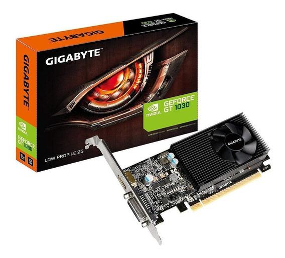 Placa de vídeo Nvidia Gigabyte GeForce GTX 10 Series GT 1030 GV-N1030D5-2GL 2GB
