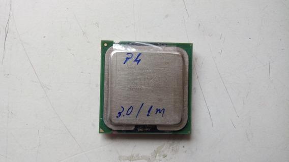 Processador Pentium 4 530 3.0 Ghz / 1m / 800 775
