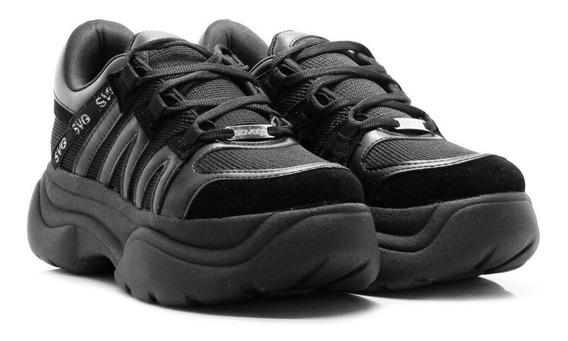 Zapatillas Con Plataformas Mujer Savage Tr 10 .