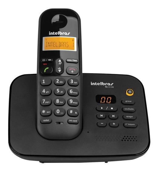 Telefone Intelbras Sem Fio Digital Com Secretaria Eletrônic