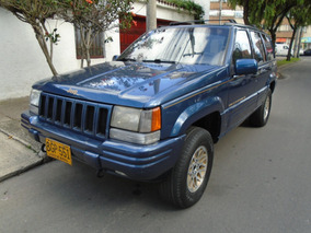 Blindaje 3 Grand Cherokee Limited 1996