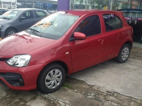 Etios 1.3 X 16v Flex 4p Manual 49633km