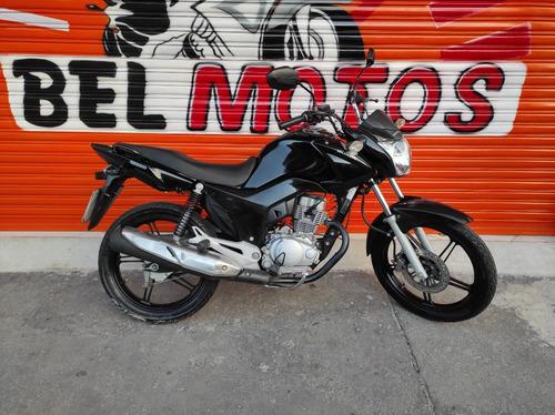 Imagem 1 de 7 de Honda Cg 150 Fan Esdi 2014 Bel Motos