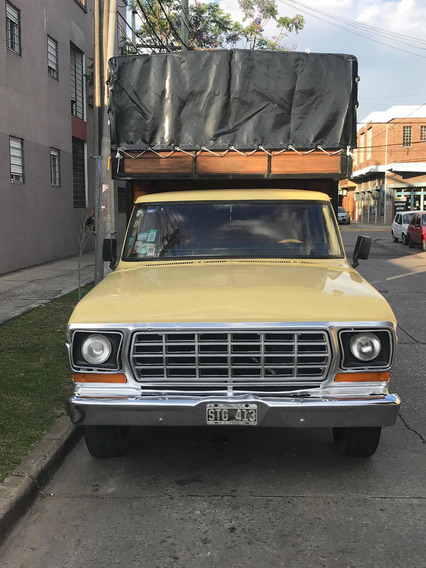Ford 1981 Ford F100 Año 1981