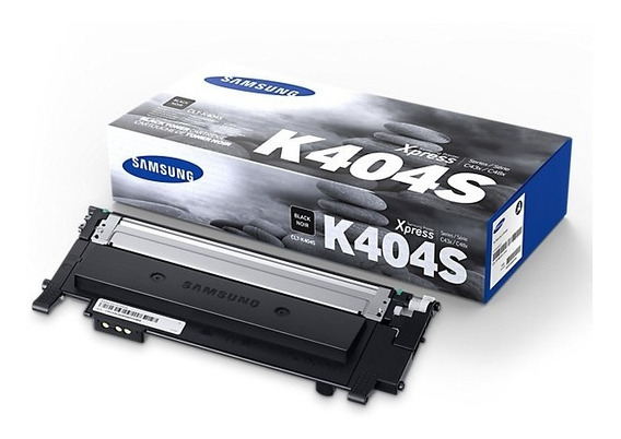 Toner Original Clt-k404s Negro Samsung Para Sl-c430w, 480w