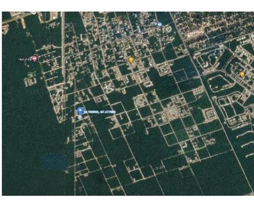 Imagen 1 de 5 de Terreno En Venta En Tulum