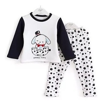 Patrones Imprimible Pijama Manga Larga, Corta Y Short Niños