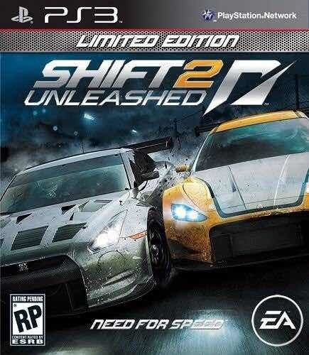 Need For Speed Shift 2 Unleashed- Mídia Digital