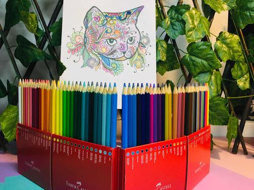 Imagen 1 de 8 de  Lápices De 60 Colores Faber Castell