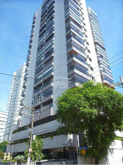 Apartamento Com 3 Dorms, Aparecida, Santos - R$ 1.1 Mi, Cod: 625 - A625
