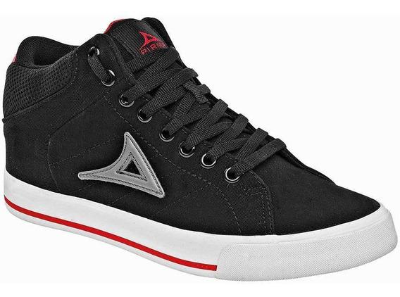 Tenis Pirma Hombre 422 Color Negro Talla 25-29 -shoes
