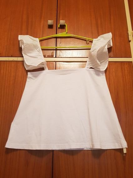 Musculosa Blanca Akiabara - Talle 1 - Nueva