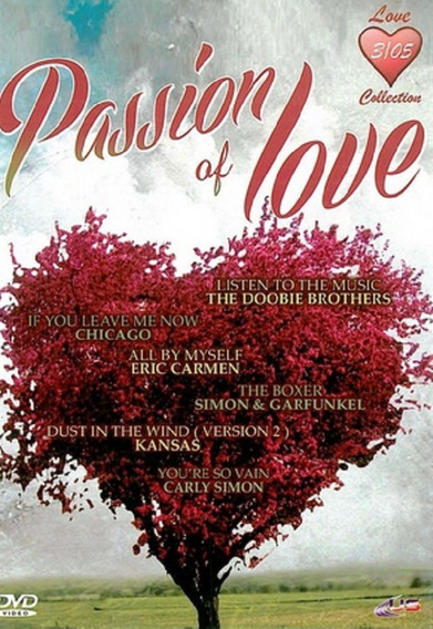 Dvd Passíon Of Love Collection Volume 3/5