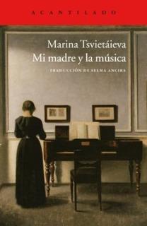 Mi Madre Y La Música, Marina Tsvietaieva, Acantilado