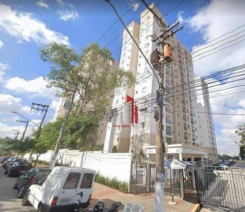 Imagem 1 de 7 de Apartamento À Venda, 57 M² Por R$ 325.000,00 - Vila Liviero - São Paulo/sp - Ap1787