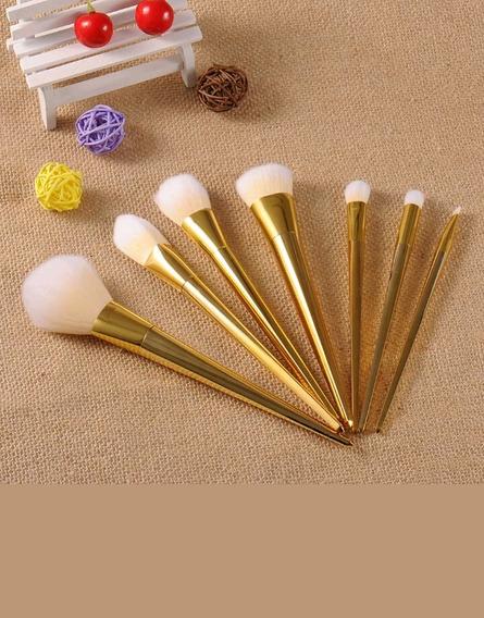 Brochas Para Makeup Maquillaje Juego Set