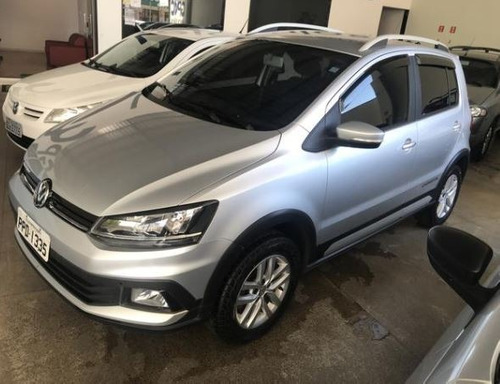 Volkswagen Crossfox 1.6 16v Msi Total Flex 5p