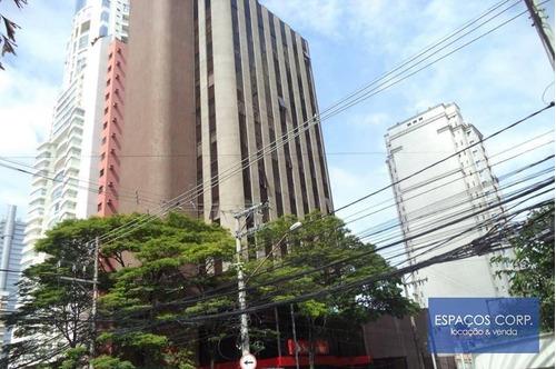 Imagem 1 de 13 de Conjunto Comercial, 105m² - Venda Por R$ 887.230 Ou Aluguel Por R$ 4.500/mês - Brooklin - São Paulo/sp - Cj1328