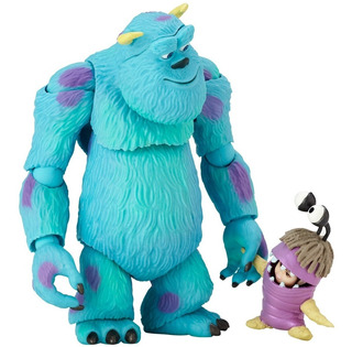 Monsters Inc. Sulley Revoltech Pixar Collection ( Original)