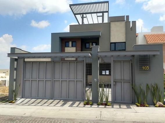 Casa En Venta En Juriquilla, Cumbres De Juriquilla