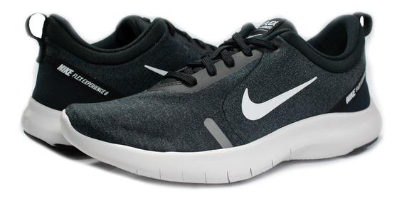 Tênis Nike Flex Ex Aj5908 Preto/branco/cinza