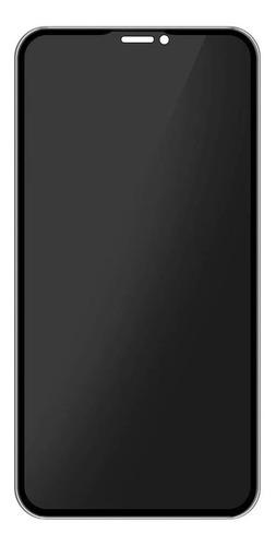 Imagen 1 de 3 de iPhone 12 Pack 2 Láminas Privacidad Mate Anti-huella