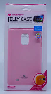 Funda Galaxy Note Edge Mercury Goospery Jelly Case