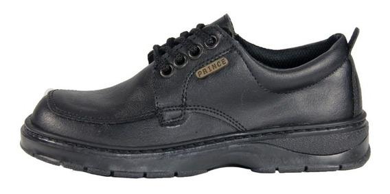 Zapato Prince Colegial Con Cordones 27 Al 33