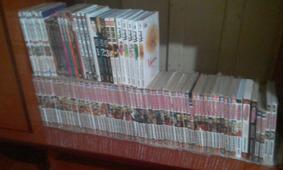 Coleção De Mangás: Naruto