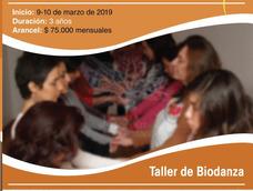 Curso De Formación De Profesores/facilitadores De Biodanza