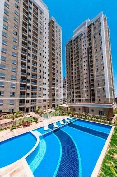 Apartamento Com 2 Dormitórios À Venda, 61 M² Por R$ 279.782,43 - Alto - Piracicaba/sp - Ap0714