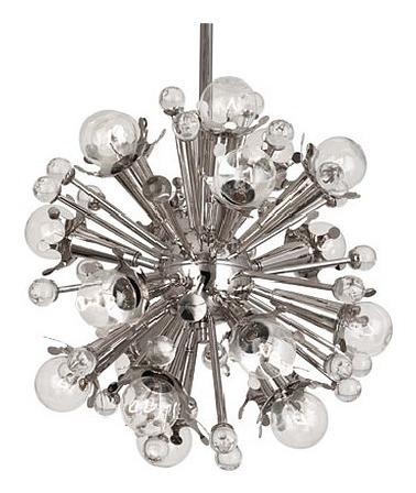 Candil Mini Sputnik - Jonathan Adler By Grg Furniture