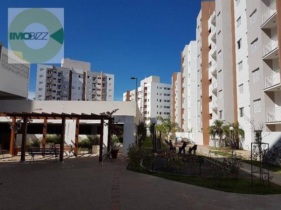 Apartamento Residencial À Venda, Jardim Alto Da Boa Vista, Valinhos. - Ap0581