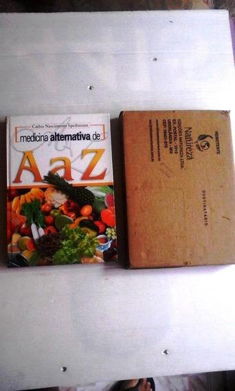Medicina Alternativa De A A Z - Carlos Nascimento Spethmann