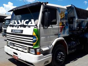 Scania P93 Truck Basculante