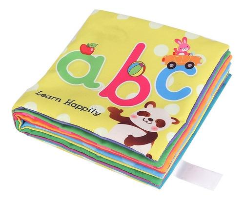 Bebê Educação Infantil Brinquedos Macio Livros De Pano Para